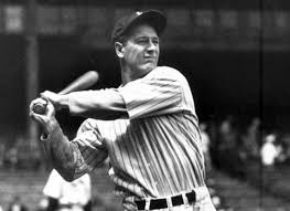 Lou Gehrig's disease was one of the first celebrity-branded diseases